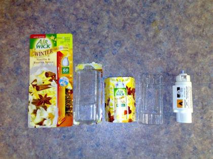 Airwick packaging