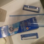 Oral B toothbrush heads