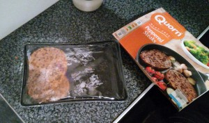 Quorn meat free steak